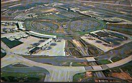 ! Flughafen New York International Airport, 1963, Aerodrome, USA - Aerodrome