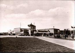 ! Flughafen Frankfurt Rhein Main International Airport, 1961, Aerodrome - Aerodrome