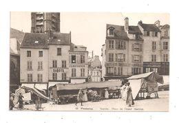Pontoise-Marché Place Du Grand Martroy-(C.3694) - Pontoise