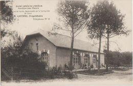 CPA 44 SAINT BREVIN L'OCEAN Pavillon Des Fleurs Maison LEFEVRE - Saint-Brevin-l'Océan