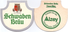 #D197-145 Viltje Schwaben Bräu - Sous-bocks