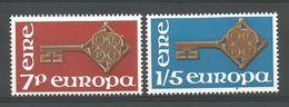 TP EUROPA D'IRLANDE  N°  203/04  NEUFS SANS CHARNIERE - 1949-... Repubblica D'Irlanda