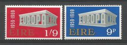 TP EUROPA D'IRLANDE  N°  232/33  NEUFS SANS CHARNIERE - 1949-... Repubblica D'Irlanda