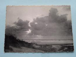 De Duinen - De Zee / Lamartine ( N° 13 - Thill ) Coxyde-Bains - Anno 1953 ( Voir Photo Svp ) ! - Koksijde