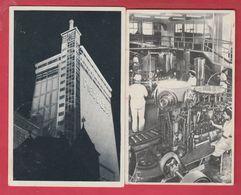 Brasserie /Brouwerij Piedboeuf - 5 Cartes Postales / 5 PK - Industrie