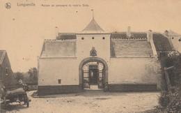 Longueville ,( Chaumont-Gistoux ),Maison De Campagne Du Notaire Goës (Editeur :  Charlier-Niset à Wavre ) - Chaumont-Gistoux