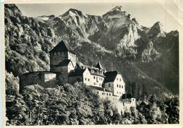 D1152 Vaduz Castle - Liechtenstein