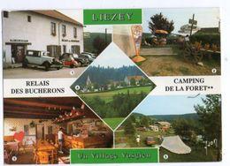 20908-LE-88-COULEURS ET LUMIERE DE FRANCE--LIEZEY-Relais Des Bucherons-camping-------multivues - Altri Comuni