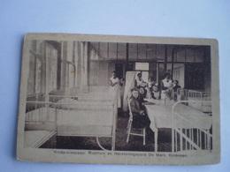 Ginneken (N-Br.) Rusthuis En Herstellingsoord De Mark - Kinderslaapzaal // Gelopen 1926 - Pays-Bas