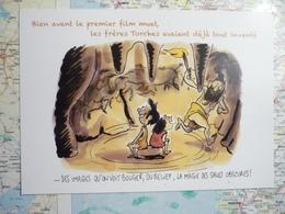 Cambon Les Hommes De La Caverne / Cinéma 3D - Illustrators & Photographers
