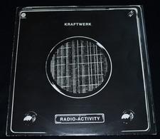 KRAFTWERK – LP 33T – Radio-Activity – 1975 – CAPITOL – Pathe Marconi EMI – Y 2 C066-82087 - Vinyl Records