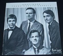 KRAFTWERK – LP 33T – Trans Europe Express – 1977 – CAPITOL – Pathe Marconi EMI – A 2 C068-82306 - Vinyl Records
