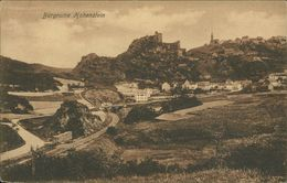 AK Hohenstein Taunus, Burgruine, Bahnstrecke, Um 1916 (29151) - Andere