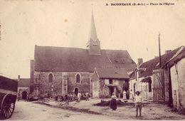 28 2 BAIGNEAUX Place De L'Eglise - France