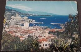 99-138-133 –Reflets De La Cote D'Azur – Principato Di Monaco – Veduta Panoramica – Viagg.  - Viste Panoramiche, Panorama