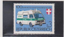 AUTRICHE  1981  Y.T. N° 1523  NEUF** - 1981-90 Nuevos & Fijasellos