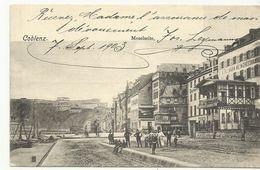 Coblenz Moselseite  (8379) - Koblenz