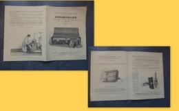 STROBOSCOPE Lepaute (automobile, Etc), Vers 1910 ; Ref 599VP40 - Publicités
