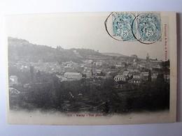 FRANCE - MARNE - VERZY - Panorama - 1904 - Verzy