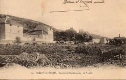 21 BLIGNY-sur-OUCHE  Caserne De Gendarmerie - Autres Communes