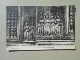 CAMBODGE SOUVENIR DES RUINES D'ANGKOR - Camboya
