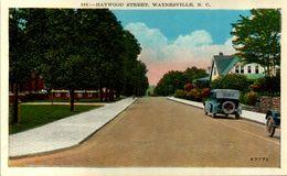 Haywood Street, Waynesville, N.C. - Etats-Unis