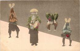 CPA Japanese Types JAPAN (609607) - Japan