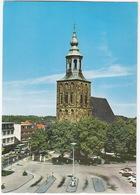 Nordhorn - Reform. Kirche : OPEL REKORD P2 & KADETT-B, RENAULT 4 - Haltestelle -  (D.) - Nordhorn