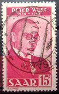 SARRE            N° 268              OBLITERE - 1947-56 Occupation Alliée