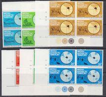 British Antarctic Territory 1982 Gondwana 6v Bl Of 4  ** Mnh (37800A) - Brits Antarctisch Territorium  (BAT)