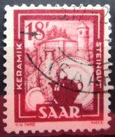 SARRE            N° 287             OBLITERE - 1947-56 Occupation Alliée