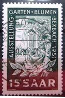 SARRE            N° 294             OBLITERE - 1947-56 Occupation Alliée