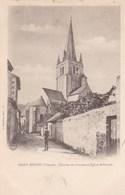 SAINT BENOIT - VIENNE -  (86) - CPA PRÉCURSEUR DE 1901. - Saint Benoit