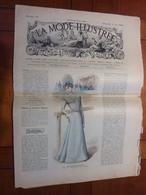 N° 19 Du Journal, La Mode Illustrée Du 09 Mai 1898 - Journaux - Quotidiens