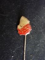 England Badminton Association - Pin Badge - Badminton