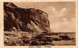 CPA Insel RÜGEN ARKONA Nordkap GERMANY (609913) - Ruegen