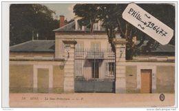 89 Sens - Cpa / La Sous-Préfecture. Non Circulé. - Sens
