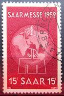 SARRE            N° 304             OBLITERE - 1947-56 Occupation Alliée
