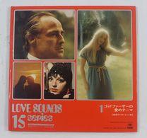 Vinyl LP :  Love Sounds 15 Series   Vol. 1 Miwaku No Best Hits  YDSC-51  1973 - Soundtracks, Film Music