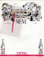 88- VITTEL- BUVARD GRANDE SOURCE EAU - VITTELOISE- LE CASINO - Food