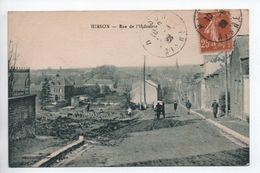 HIRSON (02) - RUE DE L'INDUSTRIE - Hirson