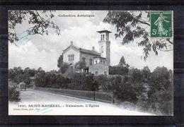 Saint-Raphael - Valescure - L'église - Saint-Raphaël