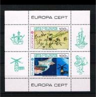1983 - Europe CEPT Stamps MNH Turkish-Cyprus Mi.block 4 [A46_1006] - Europa-CEPT