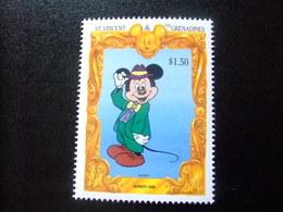 ST. VINCENT The GRENADINES 1994 65 Aniversario De Mickey HOWDY 1950 Yvert 2082 ** MNH - Disney