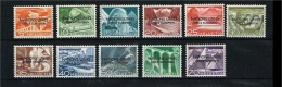 1950 - European Thought Stamps MNH Switserland Mi.UNO 1-11 - Nations Unies - Office Européen [A46_703] - Europese Gedachte