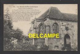 DF / 70 HAUTE SAÔNE / CHAUVIREY-LE-CHATEL / LA CHAPELLE ST-HUBERT DE L' ANCIEN CHÂTEAU-DESSOUS - Frankreich