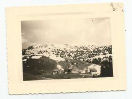 Photographie 38 Isère Recoin De Chamrousse Mars 1955 Photo 7,8x10,5 Cm Env - Places