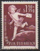 Österreich 1952 Nr.972  O Gest Tag Der Briefmarke ( 1056 ) Günstige Versandkosten - 1945-.... 2. Republik