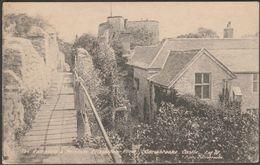 Ramparts And Princess Elizabeth's Room, Carisbrooke Castle, Isle Of Wight, C.1910 - Piper Postcard - Autres