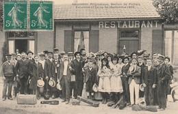 CPA ILE DE RE 17 - Association Polymatique - Section De Poitiers Excursion - Ile De Ré
